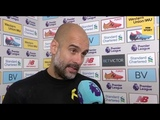Pep Guardiola I have respect for Liverpool, 'not frustrated' despite missed penalty