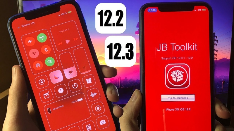 IOS 12.1.4 - 12.2 - 12.3 New Jailbreak Tool Released! Cydia A12 Support Fully!