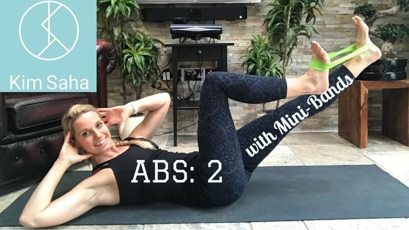 Mini Band Workout: Abs 2