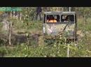 4x4 Proto-Sisu Truck in Off-Road race