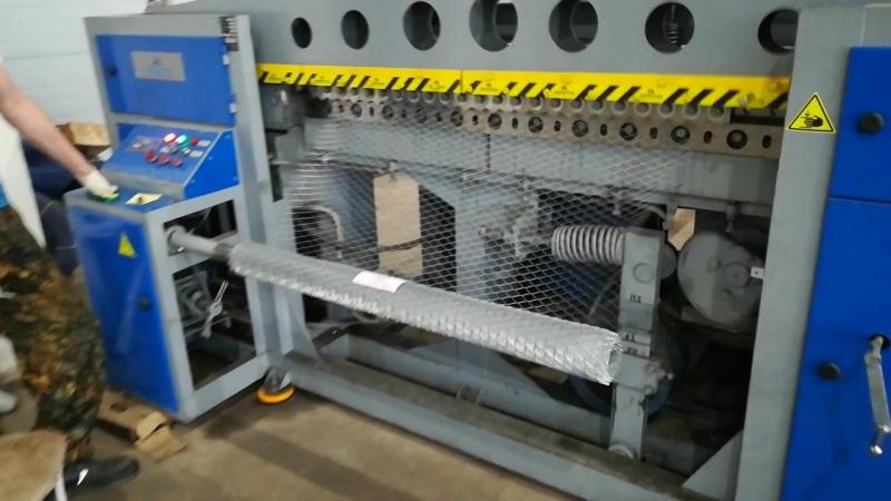 Производство просечно вытяжной сетки ЦПВС