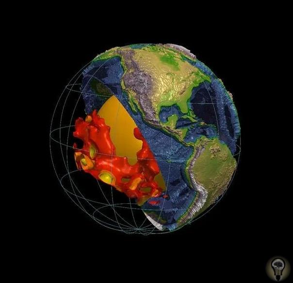 Загадочные пузыри внутри Земли - что о них известно