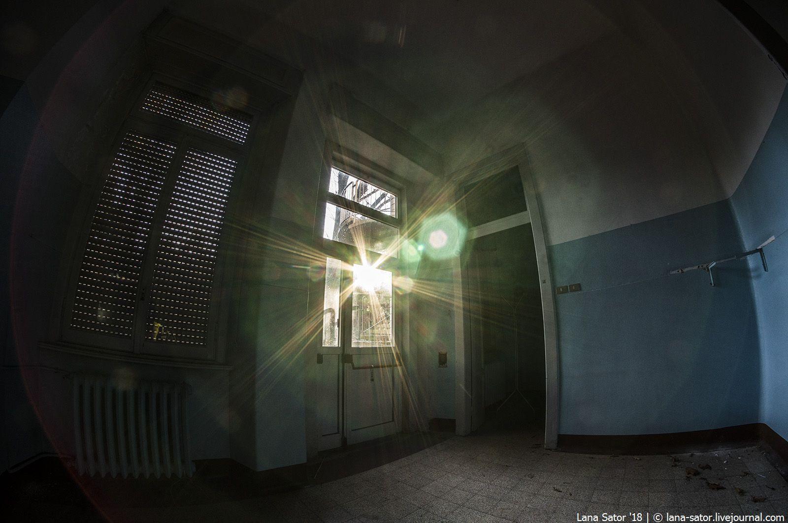 Ospedale abbandonato