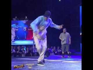 Bboy Robin at BIS 2018