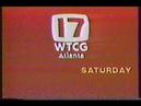 Old Mission Impossible Promo a WTCG Ch. 17 Atlanta logo!!