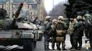 Военное положение Кремль туго усваиваевает главное