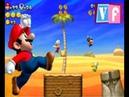 3 НОВЫЙ СУПЕР МАРИО New Super Mario Bros U ПУСТЫНЯ ПИРОЖНЫХ
