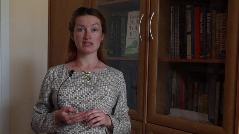 Алиса Куликова о подготовке к тестам TOEFL и GMAT в MBA Consult