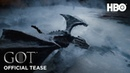 Game of Thrones Season 8 Official Tease Dragonstone HBO