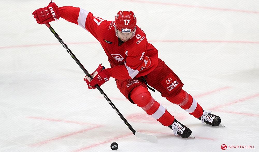 Артем Воронин: Какой страх, если в нашей команде играет Максим Цыплаков?