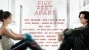 В метре друг от друга вся музыка из фильма Five Feet Apart