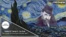 GalaktiON Tabidze ft. Van Gogh - Starry Night Arles Room (Nicolas Jaar) 360° Video
