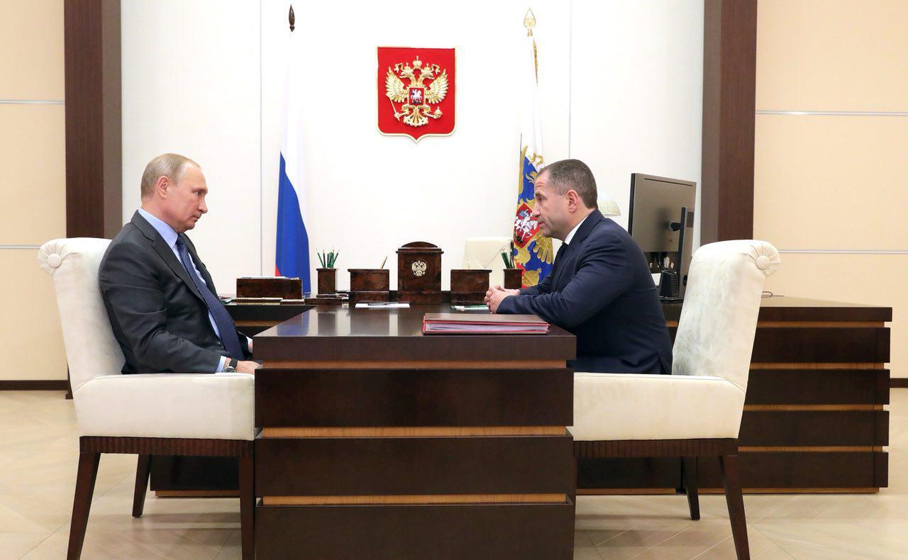 Владимир Путин назначил Михаила Бабича послом России в Белоруссии
