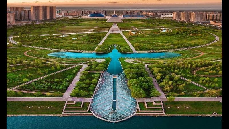Астана - столица нового мирового порядка. Великая ложа Казахстана.
