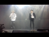 VK180812 MONSTA X fancam - How Long @ THE 2nd WORLD TOUR 'THE CONNECT' in Sao Paulo