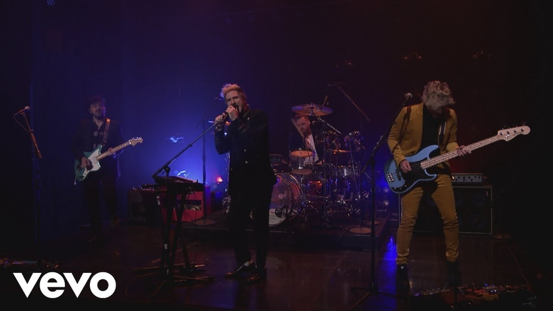 WALK THE MOON Timebomb Live From The Tonight Show Starring Jimmy Fallon