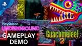 Guacamelee! 2 геймплей демо-версии