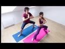 Yoga Mat Thick AmazonBasics 12 Inch