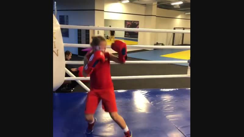 🎬Брюс Ли женского бокса Кира Макогоненко 🥊