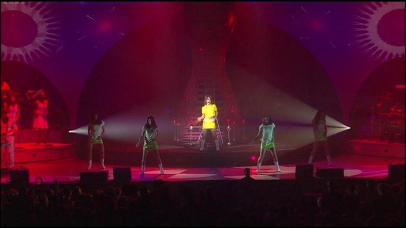 Alizée - J.B.G. (Live HD)