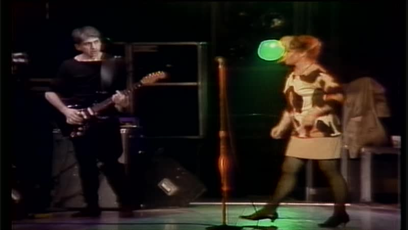 Blondie — The Tide Is High – Live!