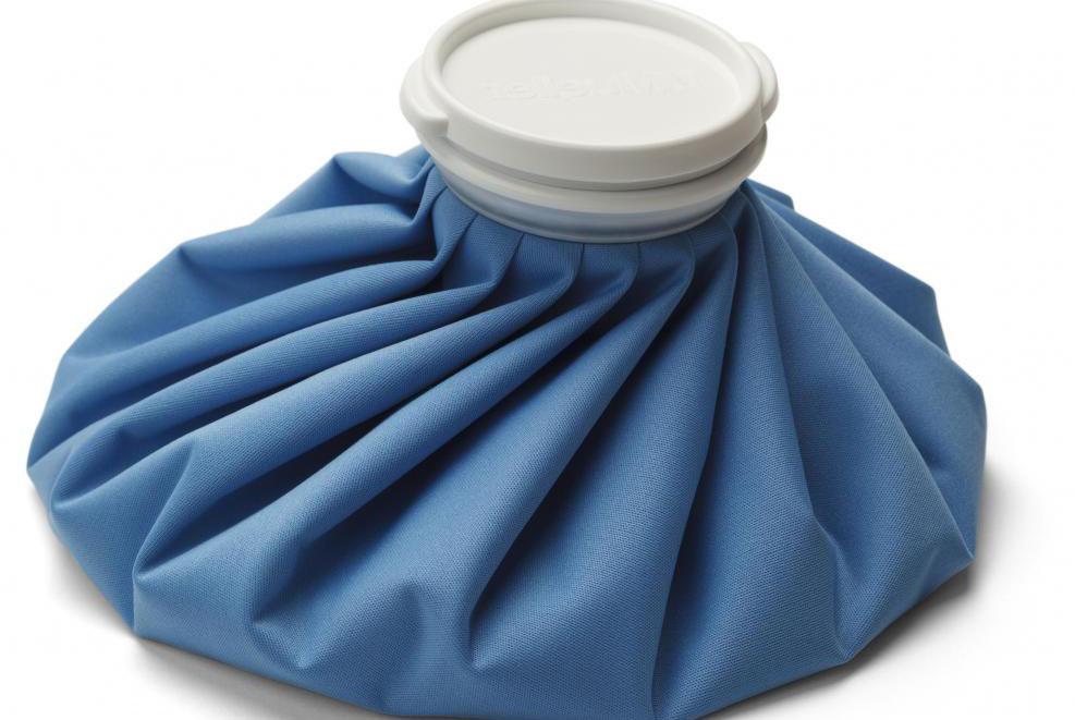 Одно простое, домашнее средство от облегчения геморроя - использование пакетов со льдом