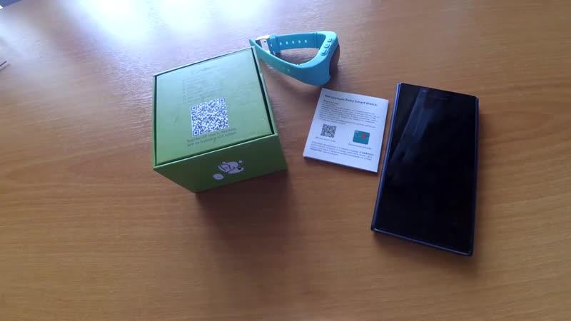 Smart Baby Watch Q50 Обзор настройка выбор приложения