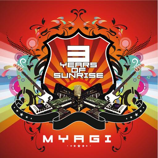 Miyagi альбом 3 Years Of Sunrise