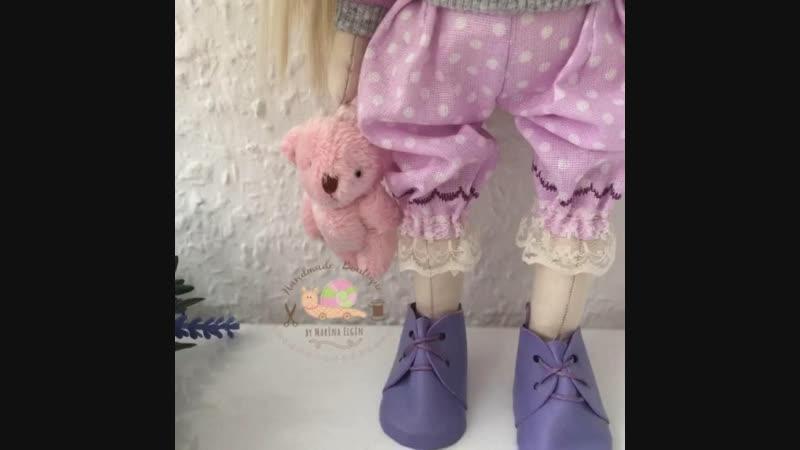 Hello, milasha doll