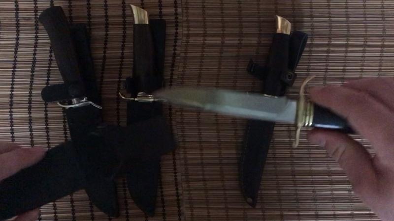 Ответы на вопросы по ножу «Финка НКВД»