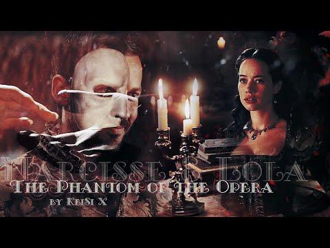 Narcisse Lola | The Phantom of the Opera | AU