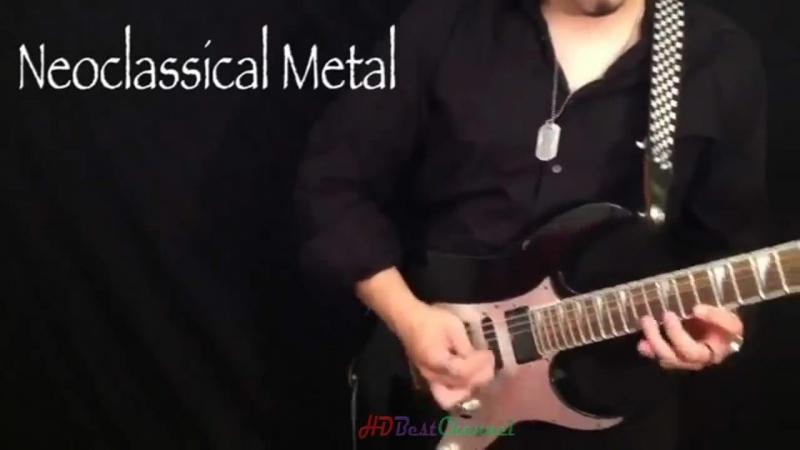 26 видов метал-песен (в шуточной форме)