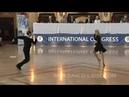 Riccardo Cocchi Yulia Zagorouychenko - ChaCha   Blackpool Congress