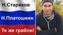 Как дурачат людей в России Платошкин = Стариков версии 2 0