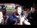 Luizinho Hotshows falou com a imprensa e disse que foi demitido porque não aceitou fazer as coisas erradas que o presidente Pere
