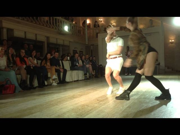 SIBERIAN VOGUE BALL Ancient Greece | Femme vogue. 1\2 final Софа vs. Dima Bonchinche'-Ninja