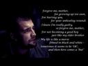 Basta - Tell Me, Mamma - With Lyrics (translated)