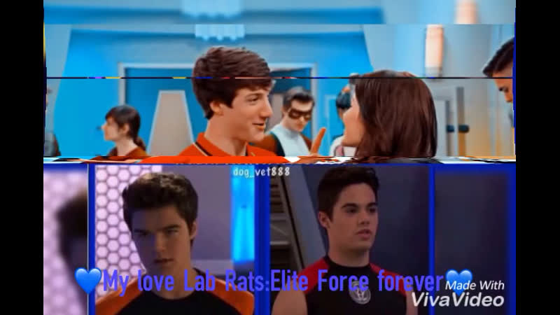 💙My love Lab Rats:Elite Force forever💙