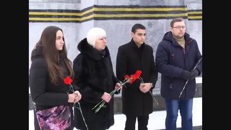 ГТРК ЛНР. Акция Свеча Памяти прошла в Луганске