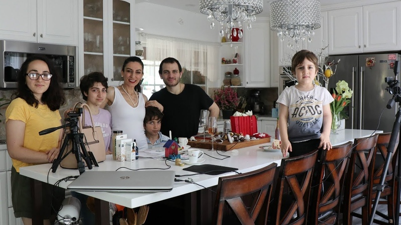 Մայրերի Օրվա Վլոգ Heghineh Armenian Family Vlog 324 Հեղինե Mayrik by Heghineh