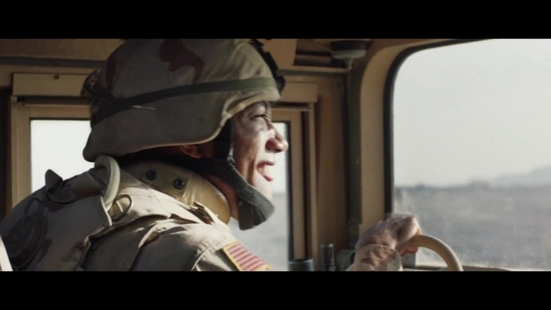 Жёлтые птицы 2017 Обстрел иракцами американской автоколонны