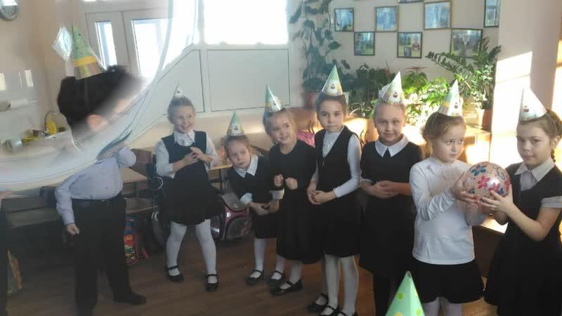 Наше первое полугодие в школе