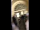 Видео из твиттера Лоуренса Фокса (27.08.2018)