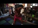 Стивен Фултон демонстрирует свою скорость