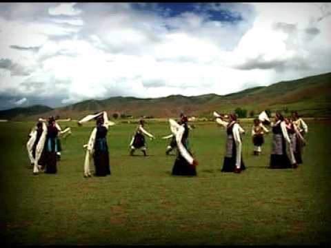 Markham Tibetan Song ཚེ་རིང་མཚོ་མོ།