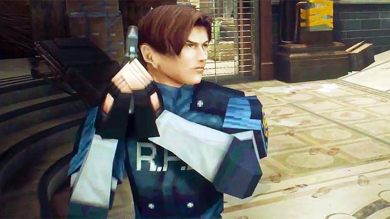 RESIDENT EVIL 2 Remake Leon '98 Classic Costume The Survivor Gameplay Demo