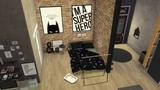 The Sims 4 Speed Build BACHELOR APARTMENT Симс 4 Строительство Квартира холостяка