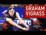 TOP 10 Best Volleyball Actions by GRAHAM VIGRASS