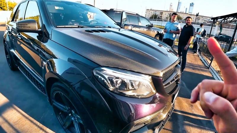 70 000 Р за ночь. GLE 63 от TOPCAR. Перелет из США в Москву бизнесом. Mercedes-AMG S 65 V12 6.0.