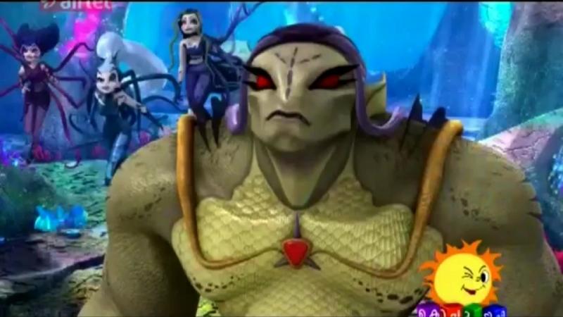 [Kochu TV] Winx Club Season 5, Episode 14 - The Emperor's Throne (Malayalam/മലയാളം)
